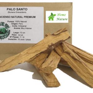Palo Santo – Incienso Natural de Madera Sagrada de Perú (50 gr.)