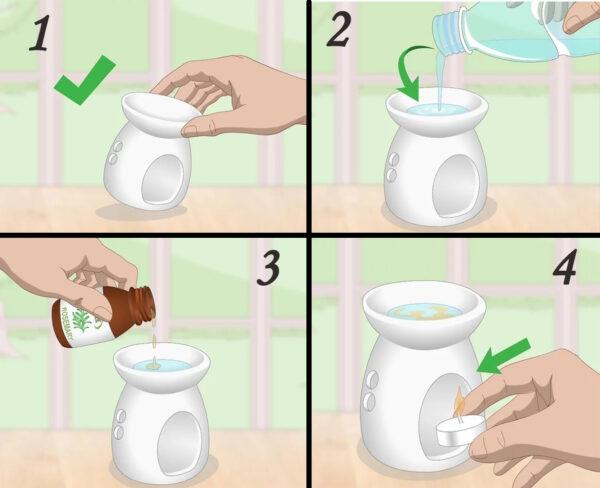 Set 8 Aceites Esenciales