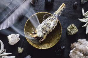 Salvia Blanca de California: Uso como sahumerio