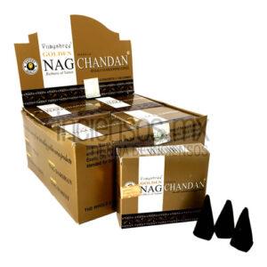 Golden Nag de Vijayshree: Conoce la marca y esta gama de aromas
