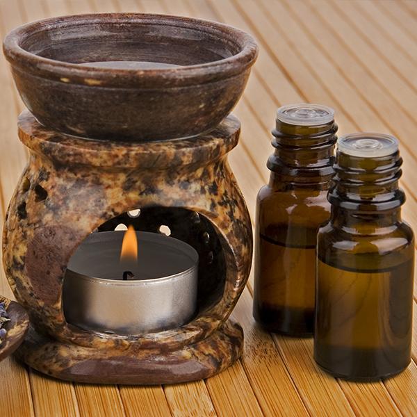 quemadores de aceite perfumado cómo usar