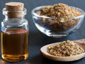 Mirra: Propiedades de su esencia en aromaterapia